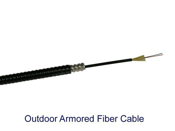 Armored Outdoor Cable