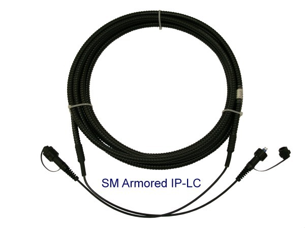 Armored IP-LC Cable