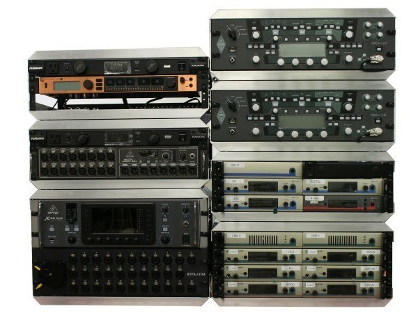 Miss May I Modular Backline - Kemper Rigs