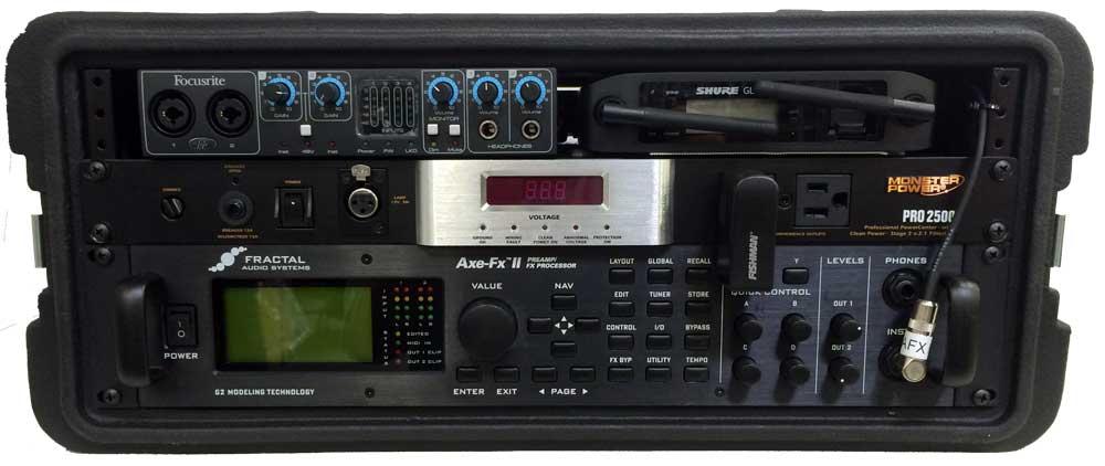 Oem Audio Plus >> Best-Tronics Mfg., Inc. > Fractal Audio > Fractal Axe-FX Panels