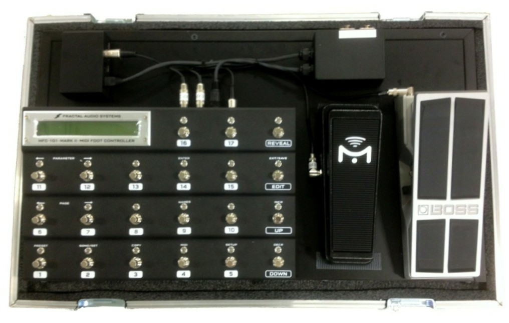 MFC Board with Midilite & Expressions