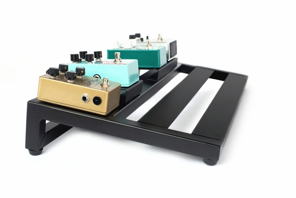 pedaltrain with boosters and pedals