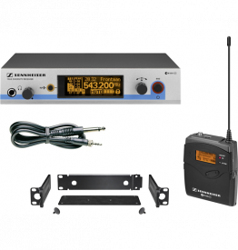 EW572 G3 Wireless Instrument System