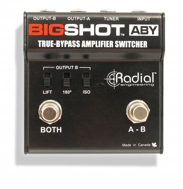 Bigshot ABY Switcher
