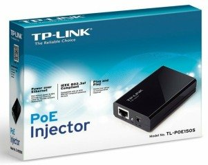 TP-Link TL-POE150S Power Over Ethernet Injector