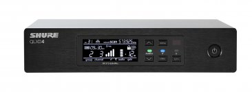 Shure QLXD4 Receiver